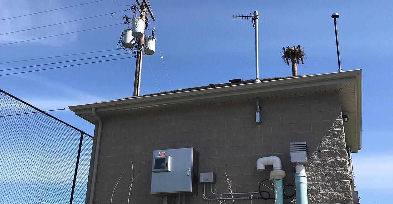 Waste Water Treatment, Harrietsfield, NS