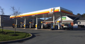 Shell Service Station, Hammonds Plains, NS