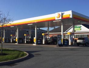 Shell Service Station, Hammonds Plains, NS