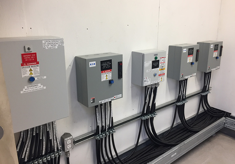 Nova Scotia Power work by TJ Electric